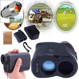1000m 6/7/8X Telescopes Range Finder Hunting Sport Golf Dist