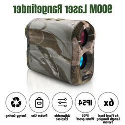1000Yd Hunting Rangefinder Laser Range Finder for Hunting wi