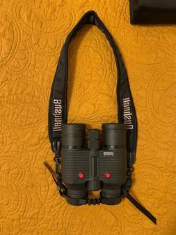 Bushnell 10x42 Fusion 1600  1 Mile Arc Laser Rangefinder Bin