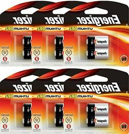 12 Energizer CR2 3-Volt 3V Lithium Photo Batteries