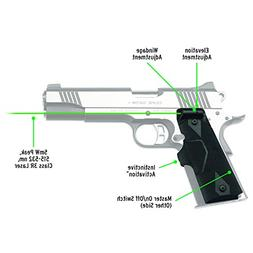 Crimson Trace LG-401G Lasergrips Green Laser Sight Grips for