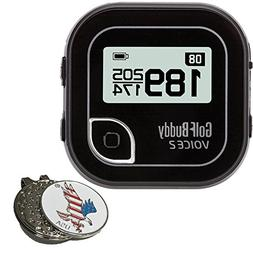 BUNDLE 2017 GOLFBUDDY VOICE2 VOICE 2 GOLF GPS RANGEFINDER CA