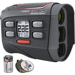 Bushnell Bundle | 2018 Hybrid Golf Laser Rangefinder GPS + 2