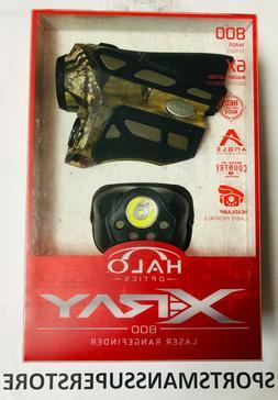 2317 Brand New Halo X-Ray 800 Yard Laser RangeFinder Camo Fr