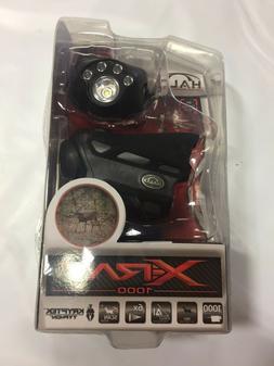 2871 Halo Camo ZIR10XD Laser Range Finder 1000yd W/Headlamp
