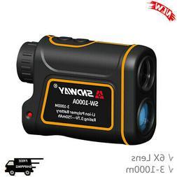 3-1000m Golf Laser Range Finder Distance Rangefinder Outdoor