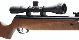 BSA 4x32AO Rifle Scope, Standard Reticle, 1/4 MOA, 1 Tube