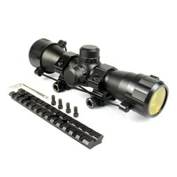 500 590 835 shotguns compact 4x32 scope