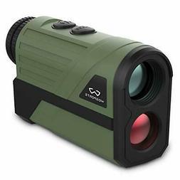Wosports 650/1000 Yards Hunting Rangefinder Laser Rangefinde