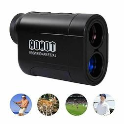 650 yards laser golf rangefinder color black