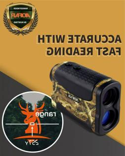 Aofar 6X Archery Range Finder Hunting 700 Yards Waterproof L