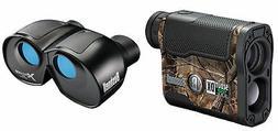 Bushnell 6x Magnification 1000 Yard Laser Rangefinder & Wide