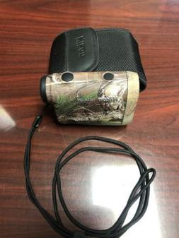 Nikon 6x20 Aculon AL11 Laser Rangefinder - Realtree Camo