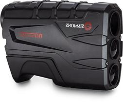 Simmons 801600T Volt 600 Laser Rangefinder with Tilt, Black