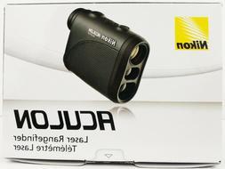 Nikon 8397 Aculon AL11 Laser Rangefinder 550 Yard Range 6x Z