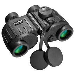 Barska 8x30 WP Battalion Tactical Binoculars w/Rangefinder &