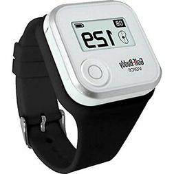 911 C911 Black Wristband Fits GolfBuddy GPS Rangefinder Voic