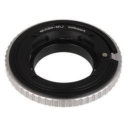 Fotodiox Pro Lens Mount Adapter - Leica M Rangefinder Lens t