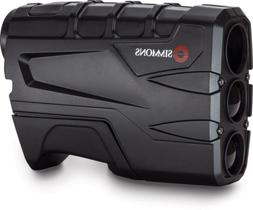 Simmons 801600 4X20V 600 Black Vertical, Single Button
