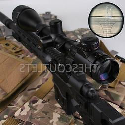 Solomone Cavalli 6-24x50 Rifle Scope AO Red Green Dual Illum