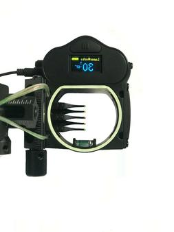Laserworks A3 Bow Sight with built in Rangefinder