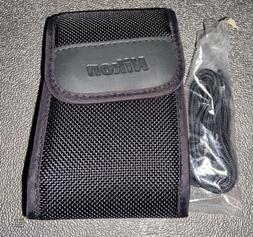 NIKON Aculon AL11 Laser Rangefinder 8397 Case And Accessorie