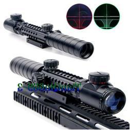 Air Hunting Rifle Scope New 3-9x32EG Riflescope Red&Green Il