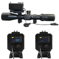 Archery Mini Laser Rangefinders Riflescope Scope Sight Dista