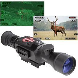 TheOpticGuru ATN X-Sight-II Smart Day/Night Hunting Rifle Sc