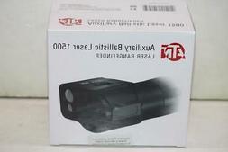 ATN Auxiliary Ballistic Laser  1500 Smart Rangefinder with B