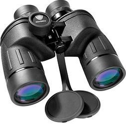 BARSKA Battalion 7x50 Close Focus Binoculars with Internal R