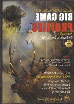 Leupold Big Game Profiles Dvd Set 63549