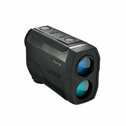 Nikon Black RangeX 4K Laser Rangefinding Monocular, 4000 yds
