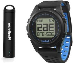 Bushnell ION 2 Golf GPS Watch Bundle   With PlayBetter Porta