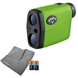 Callaway 250 Golf Rangefinder BUNDLE | Includes Golf Rangefi
