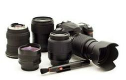 camera lens repair service available  - Canon / Nikon / Sony