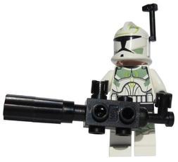 Clone Commander Green Leader  - LEGO Star Wars Clone Wars Mi
