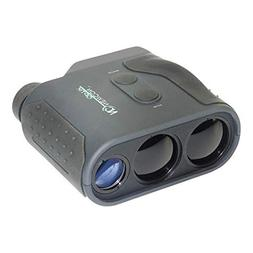 Newcon Optik LRM1500M Laser Range Finder Monocular with 1,60