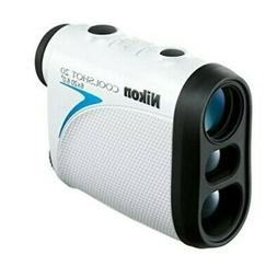 Nikon COOLSHOT 20 Rangefinder - Rain Proof - Diopter Adjustm