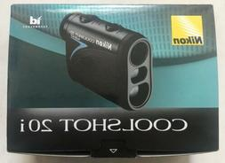 Nikon COOLSHOT 20i Golf Rangefinder Slope Version New CIB Ne