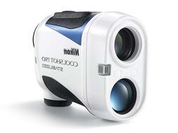 coolshot pro stabilized golf laser rangefinder oled
