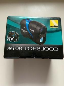 Nikon Coolshot 80i VR Golf Laser Rangefinder