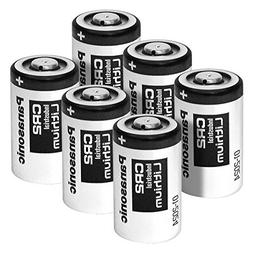 Panasonic CR2 Photo Lithium 3V Batteries for Mini 25 Mini 50