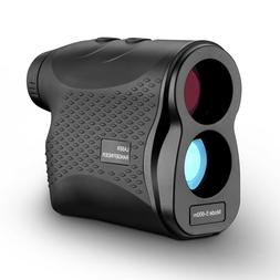 DEKOPRO Laser Rangefinder for Hunting and Golf - Laser Range