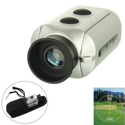 Digital 7x18 Golf Range Finder Optic Telescope Hunting optic