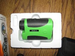 Digital Laser rangefinder golf hunting  5-900m with slope/an