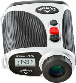 Callaway EZ Scan Golf Laser Rangefinder One Size, grey