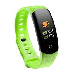 Fitness Tracker Watch,MeiLiio Waterproof Heart Rate Bluetoot