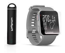 Garmin Approach S10  Golf GPS Watch Power Bundle   Includes