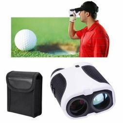 Golf Laser Range Finder Slope Compensation Angle Scan Pinsee